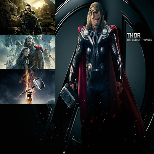 Thor The Dark World Theme