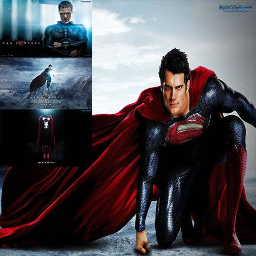 Man of Steel Superman